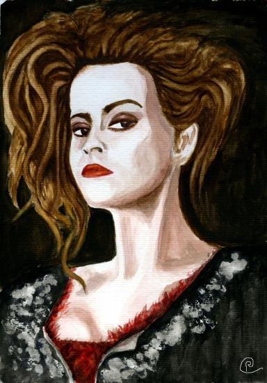 Helena Bonham Carter by chantal084